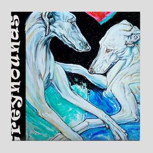 final 10 x 10 T greyhound LOVE Tile Coaster