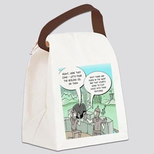 early-conservationists_ Canvas Lunch Bag