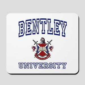 BENTLEY University Mousepad