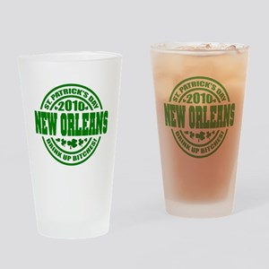 NEW ORLEANS Drink up 10_p01 Drinking Glass
