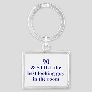 90 still best looking 2 Keychains