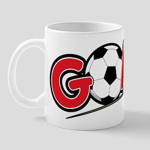 GOAL! Soccer Mug