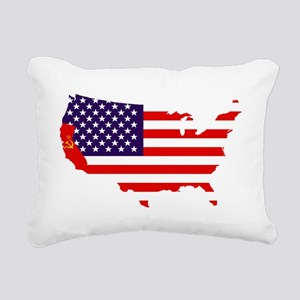 sca_usa Rectangular Canvas Pillow