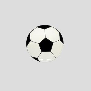 GOAL! Soccer Mini Button