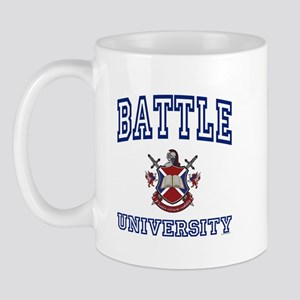 BATTLE University Mug