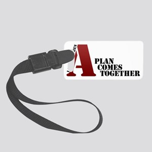 A-Team Small Luggage Tag