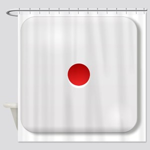 1 Dice Roll Shower Curtain