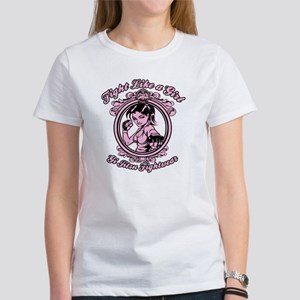 bjj fighter(girl) Women's T-Shirt