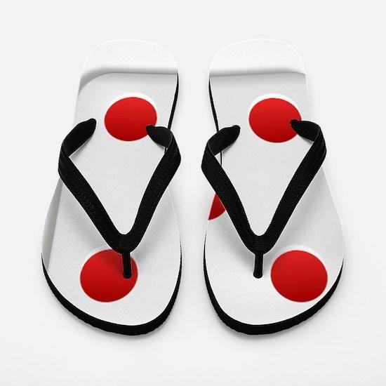 5 Dice Roll Flip Flops