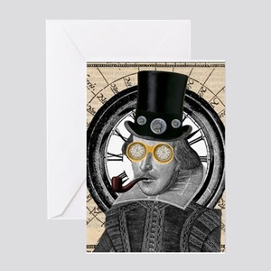 Steampunk William Shakespeare Literature Altered A