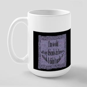 Ol' Farts Large Mug