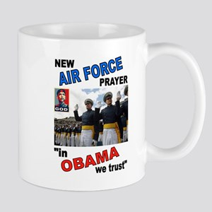 AIR FORCE PRAYER Mugs