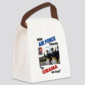 AIR FORCE PRAYER Canvas Lunch Bag