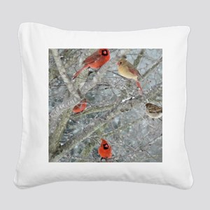 Cr4.25x5.5SF Square Canvas Pillow