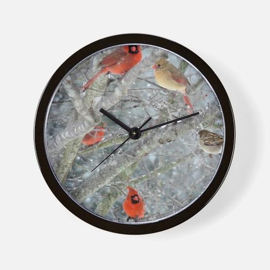 Cr4.25x5.5SF Wall Clock
