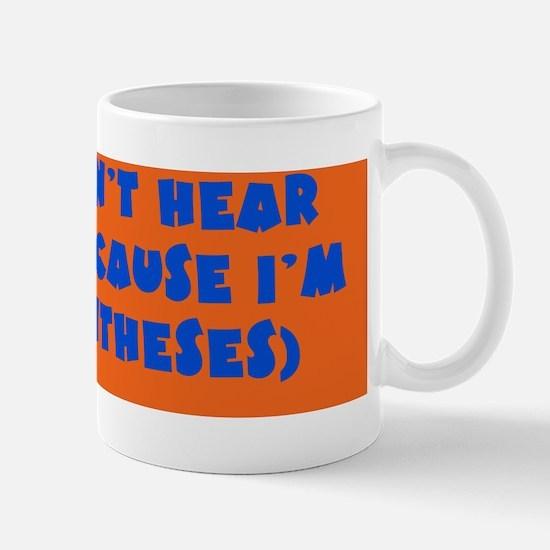 parentheses_bs2 Mug