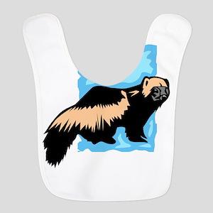 Wolverine Polyester Baby Bib