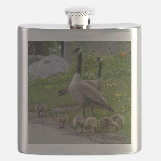 Proud Parents Flask