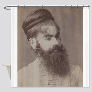 Victorian Circus Sideshow Freak Bearded Lady Showe