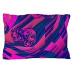 Creating Worlds Abstract Fractal Pillow Case