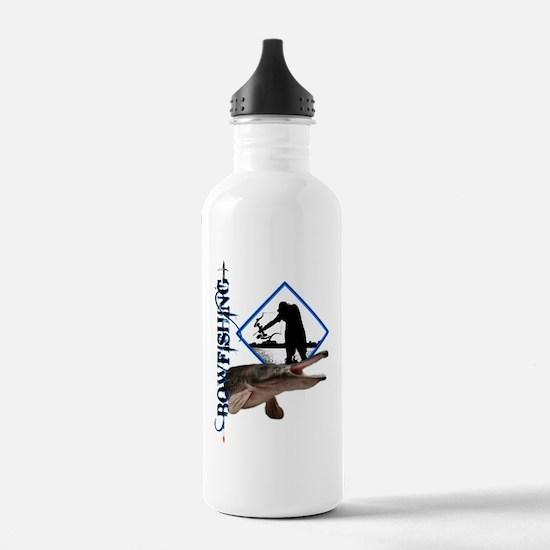 Bowfishing0001 Water Bottle