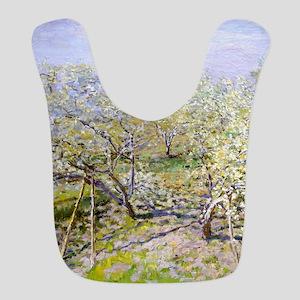Claude Monet Apple Trees Bib