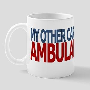 myothercarEMS_trans Mug