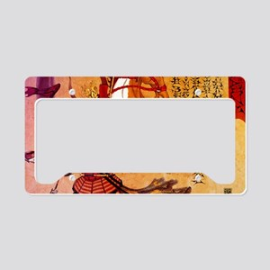 arrow11x17 posters License Plate Holder
