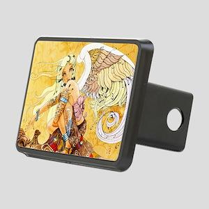 blondeangel11x17 Rectangular Hitch Cover