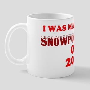STLSNOW-MADE copy Mug