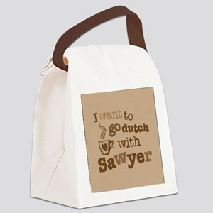 dutchsawyer_icon Canvas Lunch Bag