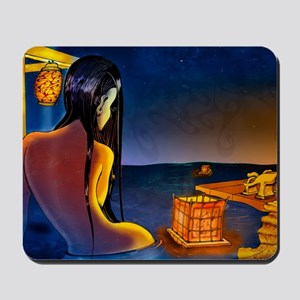 moonbaby11x17 posters Mousepad