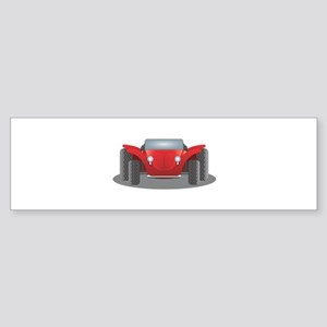 Dune Buggy Bumper Sticker