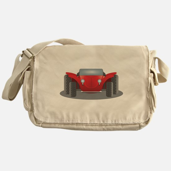 Dune Buggy Messenger Bag