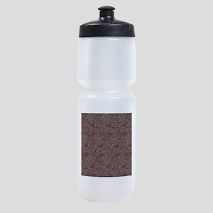 Exotic Pattern Sports Bottle