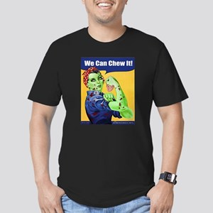 Zombie Rosie the Riveter We Can Chew It T-Shirt