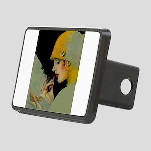 Art Deco Roaring 20s Flapper With Lipstick Hitch C