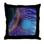 Looking Inward Mystery Throw Pillow