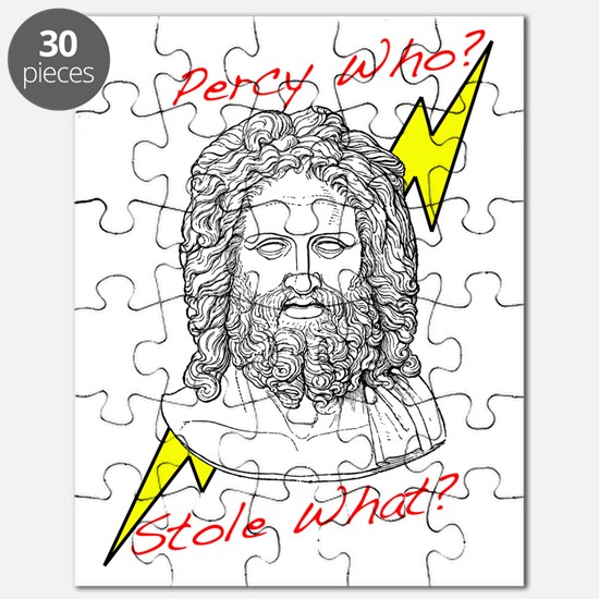 Percy Who? Puzzle