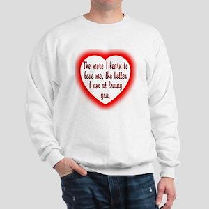 english osito Sweatshirt