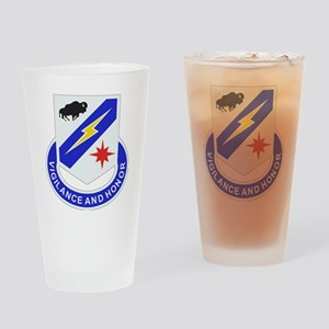 DUI-3 IN DIV-3BCT SPECIAL TROOPS Drinking Glass