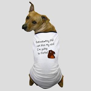 Punxutawney Phil Dog T-Shirt