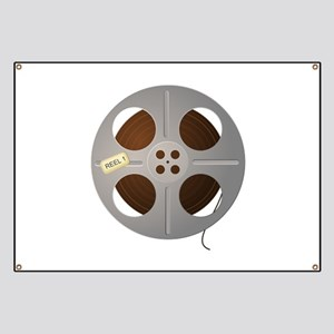 Movie Reel Banner