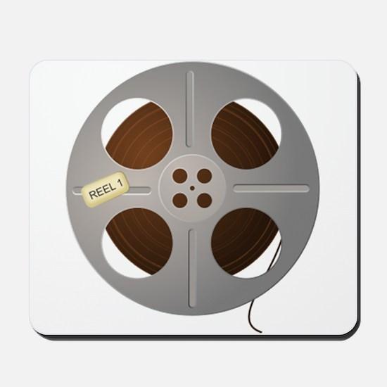 Movie Reel Mousepad