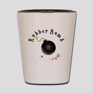RB Round Logo Shot Glass