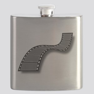 Movie Filmstrip Flask