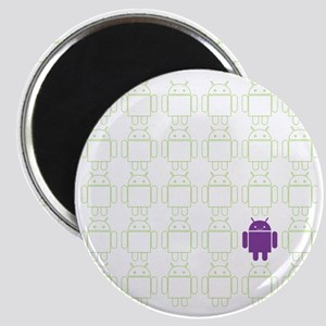 purpledroid Magnet