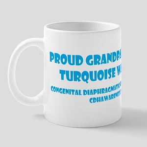 Proud Grandparent Bumper Sticker Mug