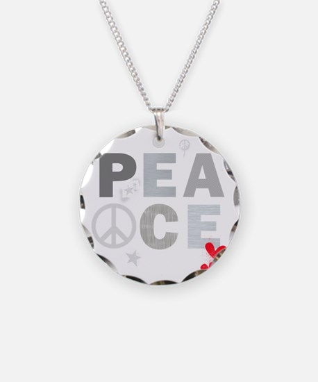 Peace22 Necklace
