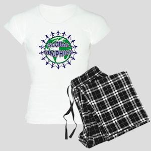 Global Graphics 1 Women's Light Pajamas
